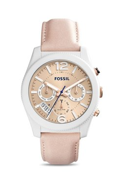 Fossil ES3980 Perfect Boyfriend Analog Watch For Women