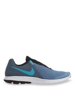 Nike Flex Experience Blue & Black Running Shoes