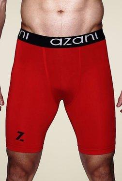 Azani Red Regular Fit Boxer Briefs