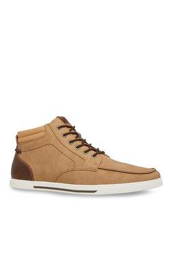 d1b3f126e3d Call It Spring Tesorino Beige   Brown Derby Boots