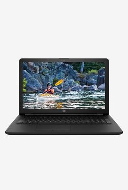 "HP 15q-by001AU (AMD E2-9000e/4GB/500GB/15.6""/DOS/AMD) Black"