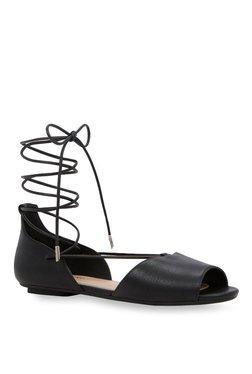 abb84530efe Call It Spring Abowen Black Gladiator Sandals