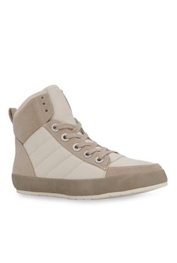 64b08ac3c9e Call It Spring Rammacca Beige   Brown Ankle High Sneakers