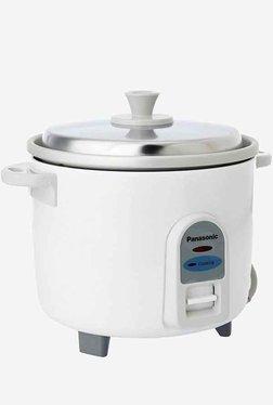 Panasonic SR WA 18 1.8L Electric Rice Cooker (White)