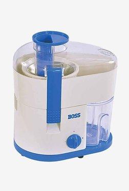 BOSS Trendy B605 350 Watts Juice Extractor (White)