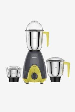 Havells Sprint 600 600W 3 Jar Mixer Grinder Grey & Green
