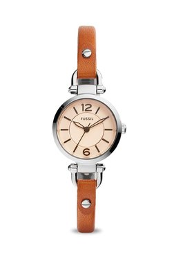 Fossil ES4025 Georgia Analog Watch for Women image