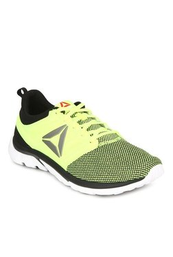 2c361b7fdf2 Reebok Zstrike Run SE Lime Green   Black Running Shoes