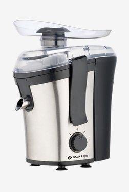 Bajaj JEX 15 Majesty 400 W 1 Jar Juice Extractor (Silver)