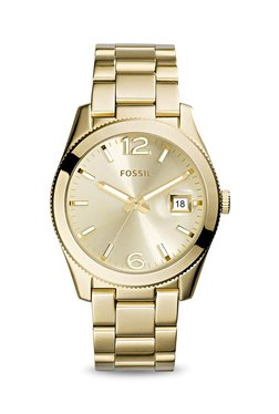 Fossil ES3586 Perfect Boyfriend Analog Watch For Women
