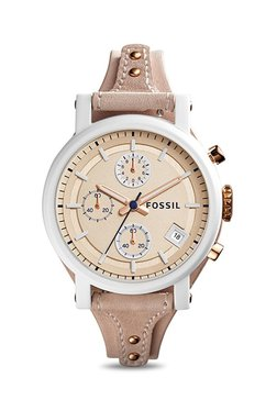 Fossil ES4005 Original Boyfriend Analog Watch For Women
