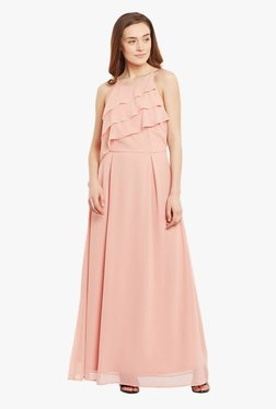 Femella Pink Maxi Dress