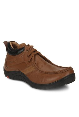 a3539d18dc5 Red Chief Brown Casual Shoes
