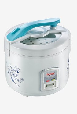 Prestige Delight PROCG 1.8 L Electric Rice Cooker (White)