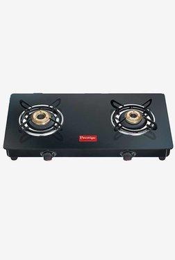 Prestige Marvel GTM 02 2 Burners Gas Stove (Black) - Mp000000001834308