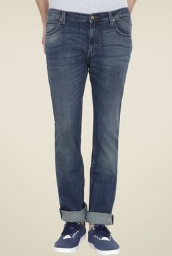 Lee Indigo Slim Fit Jeans