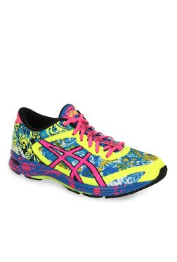 Asics Gel-Noosa TRI 11 Blue & Pink Running Shoes