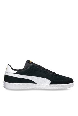 Puma Astro Cup Black & White Sneakers