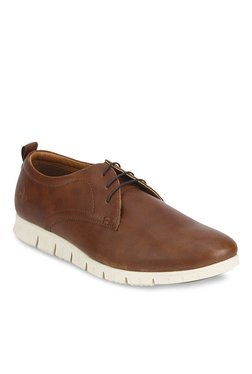 Bond Street By Red Tape Brown Derby Shoes - Mp000000001839753
