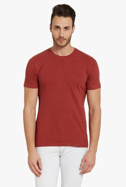 Globus Red A-Line T-Shirt