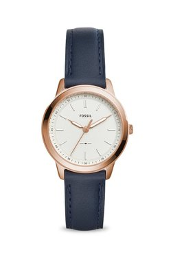 Fossil ES4299 The Minimalist Analog Watch For Women