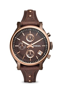 Fossil ES4286 Original Boyfriend Analog Watch For Women
