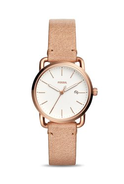 Fossil ES4335 The Commuter Analog Watch For Women