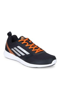 a5e0852024d4 Adidas Adiray Black   Orange Running Shoes