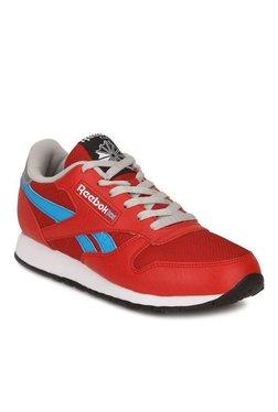 Reebok Classic Protonium LP Red   Blue Running Shoes b8694965e