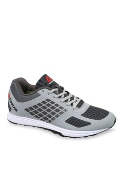 922ec61fa Reebok Quantum Light Grey Training Shoes