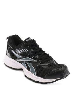 Reebok Active Sport Black & Grey Running Shoes