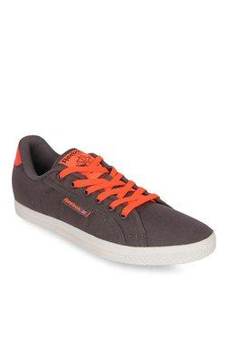 Reebok On Court V Brown & Orange Sneakers