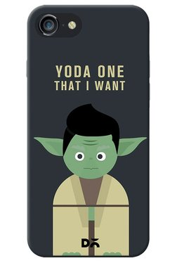 DailyObjects You Are The One I Want Case For IPhone 8