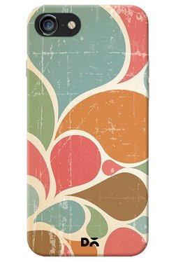 DailyObjects Retro Escape Pattern Case For IPhone 8