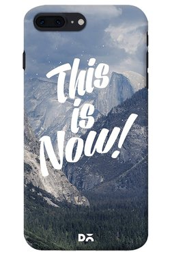 DailyObjects This Is Now Case For IPhone 8 Plus