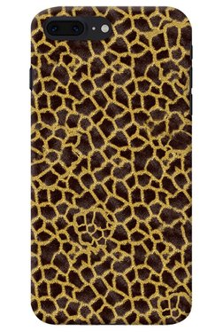 DailyObjects Giraffe Skin Pattern Case for iPhone 8 Plus
