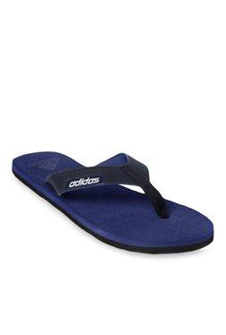 07b07617d3b84f Adidas Durok 2.0 Navy Flip Flops