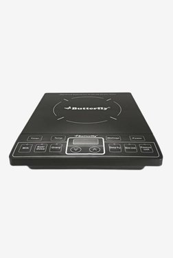 Butterfly Standard G2+ 1800 W Induction Cooktop (Black)