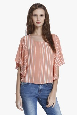 Only Rose Dawn Striped Top