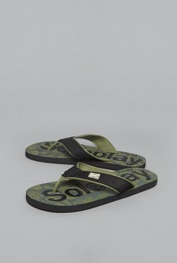 SOLEPLAY By Westside Black Flip-Flops