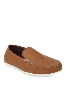 Bond Street By Red Tape Tan Casual Loafers