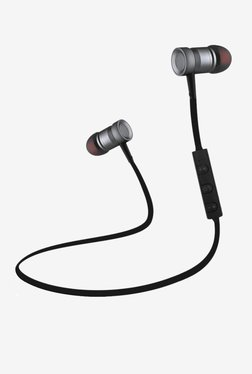 Envent LiveTune 505 In Ear Bluetooth Earphones (Grey) TATA CLiQ Rs. 1399.00
