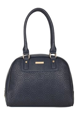 Addons Navy Cut Work Duffle Shoulder Bag