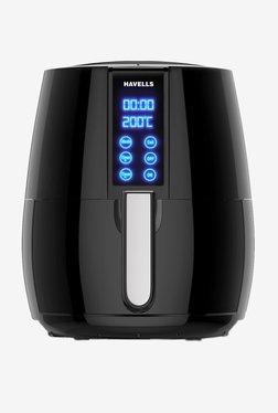 Havells Prolife Digi 4 Litre Pan 1230 W Air Fryer (Black)