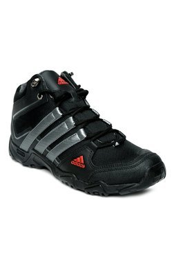 3626aaf44041 Adidas Aztor Black   Silver Hiking Shoes