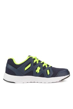 Lotto Navy   Lime Green Running Shoes 14c15866c
