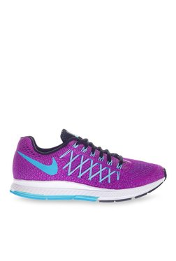 Nike Air Zoom Pegasus 32 Purple Running Shoes - Mp000000001912580