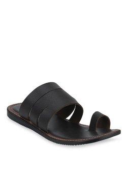 859f5d59234 Bond Street by Red Tape Dark Brown Toe Ring Sandals