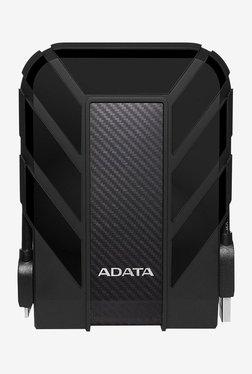 ADATA HD710P 2 TB External Hard Drive (Black)