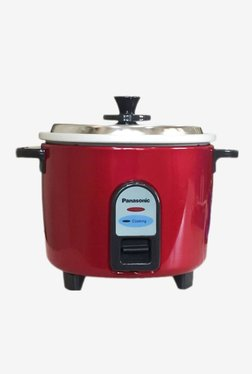 Panasonic SR-WA10(GE9) 2.7 L Electric Rice Cooker (Burgandy)